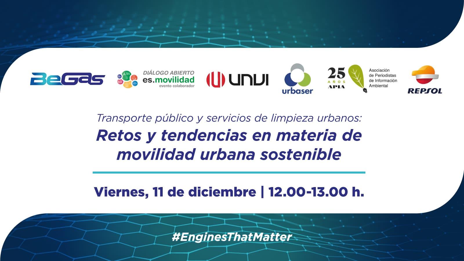 BeGas se une al Ministerio de Transportes, Movilidad y Agenda Urbana para analizar los retos en materia de movilidad urbana sostenible