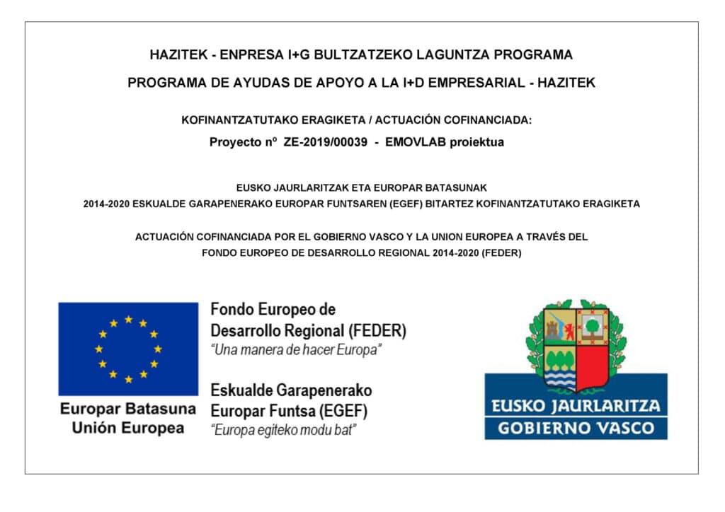 Programas de ayudas de apoyo a la I+D empresarial - HAZITEK